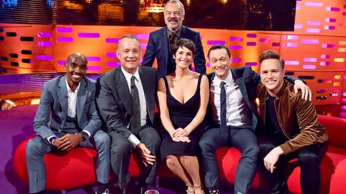 The Graham Norton Show: Season 20 – Episode Tom Hanks, Gemma Arterton, Joseph Gordon-Levitt, Mo Farah, Olly Murs