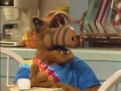 Alf 1990 Tv Show: Season 4 – Episode Wanted: Dead or Alive