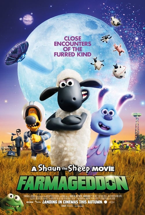 Download A Shaun the Sheep Movie: Farmageddon Putlocker
