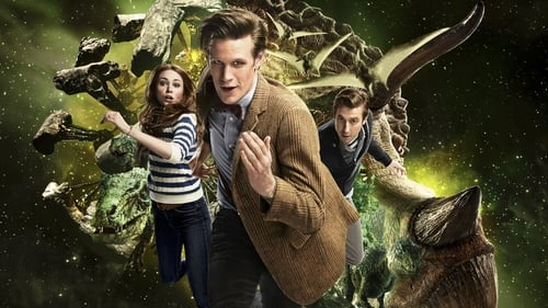Doctor Who 2012 Bluray 1080p: Series 7 – Episode Dinosaurs on a Spaceship
