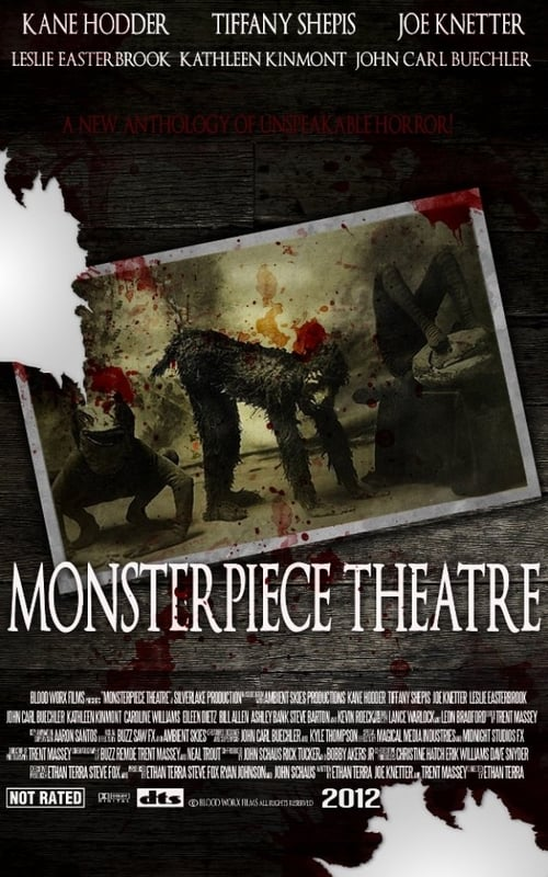 Mira La Película Monsterpiece Theatre Volume 1 Gratis En Español
