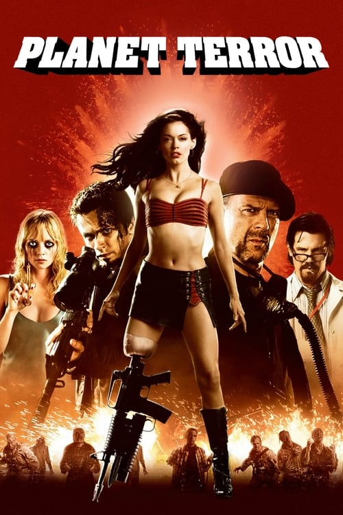 Largescale poster for Planet Terror