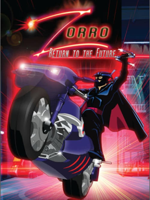 Filme Zorro: Return to the Future Completamente Grátis