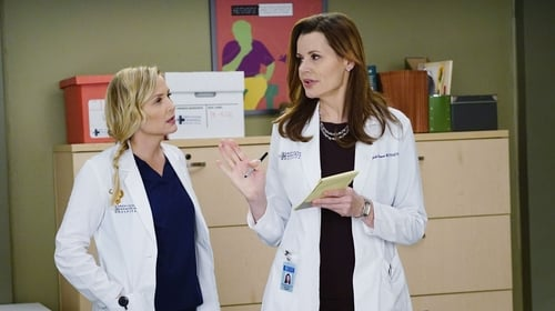 Grey's Anatomy - Season 11 - Episode 13: Staring at the End