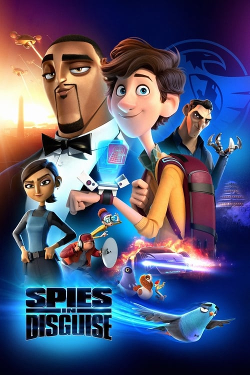 Watch Spies in Disguise (2019) Best Quality Movie