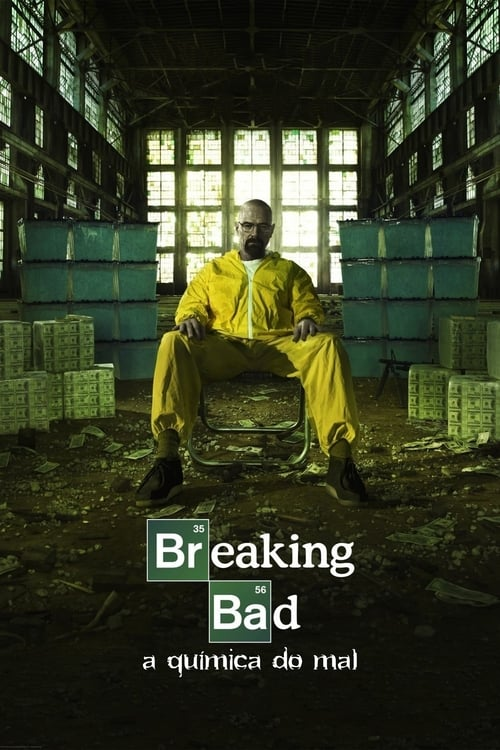 Image Breaking Bad: A Química do Mal