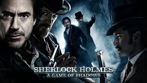 Sherlock Holmes: A Game of Shadows - The game is afoot. - Azwaad Movie Database