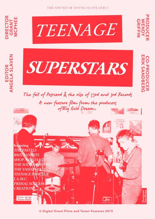Here Teenage Superstars