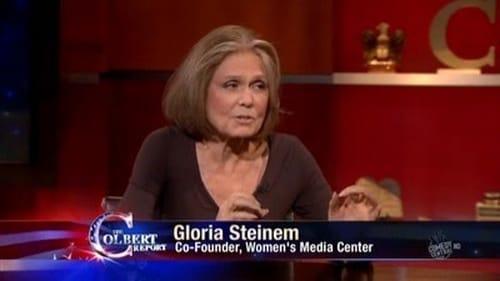 The Colbert Report 2010 Blueray: Season 6 – Episode Gloria Steinem