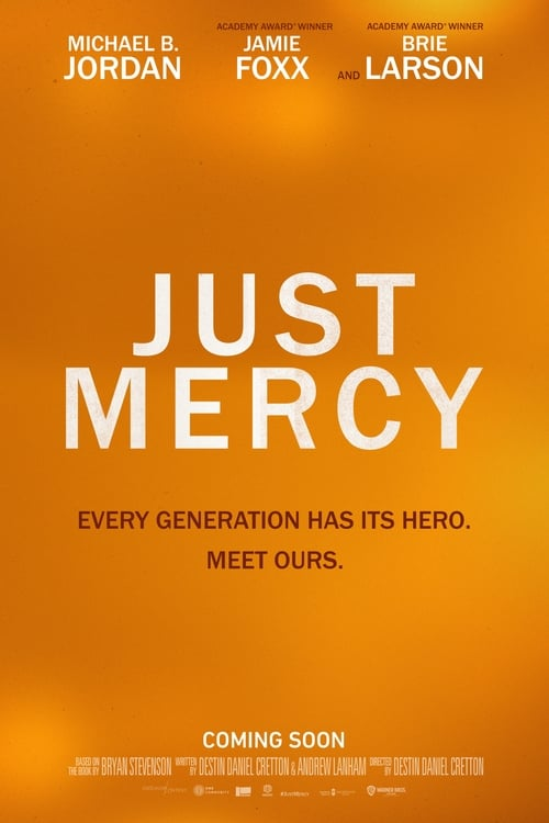 Watch Just Mercy Full Movie Online Free Streaming