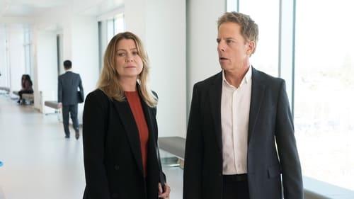 Grey's Anatomy - Season 15 - Episode 7: Anybody Have a Map?