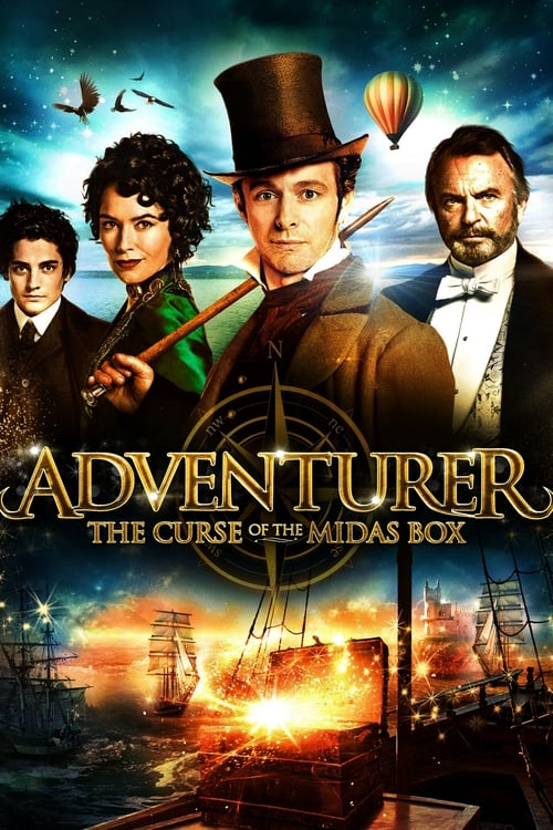 Watch The Adventurer: The Curse of the Midas Box (2013) Best Quality Movie