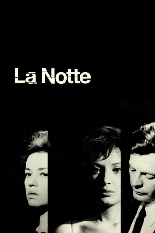 Watch La Notte (1961) Movie Free Online