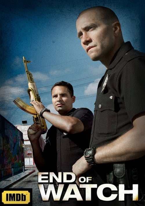 Streaming End of Watch (2012) Best Quality Movie