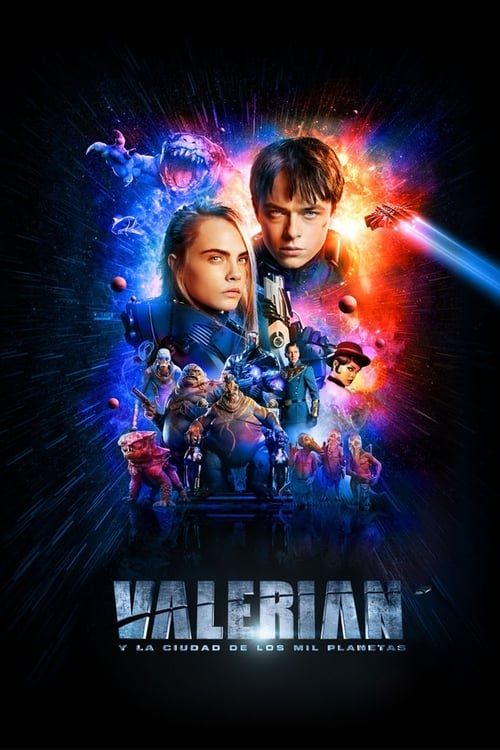 Valerian and the City of a Thousand Planets pelicula completa