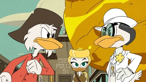 DuckTales: Season 2 – Episode The Outlaw Scrooge McDuck!