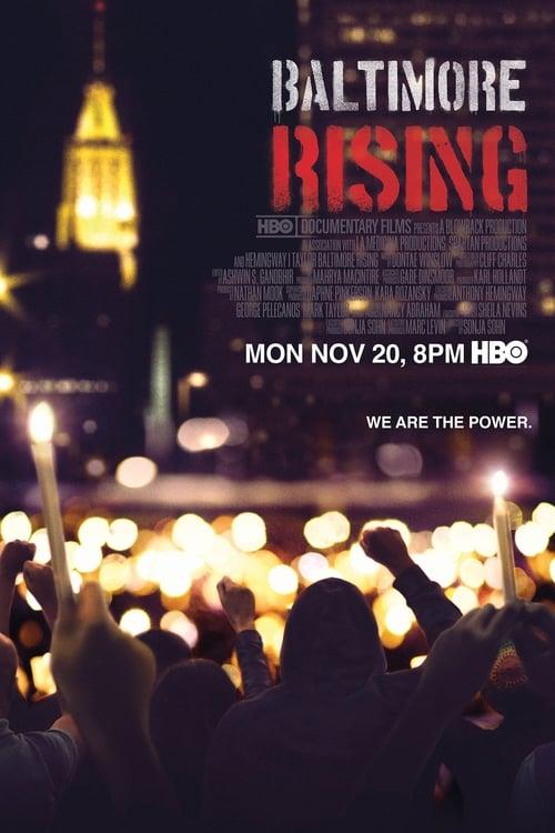Mira Baltimore Rising Con Subtítulos