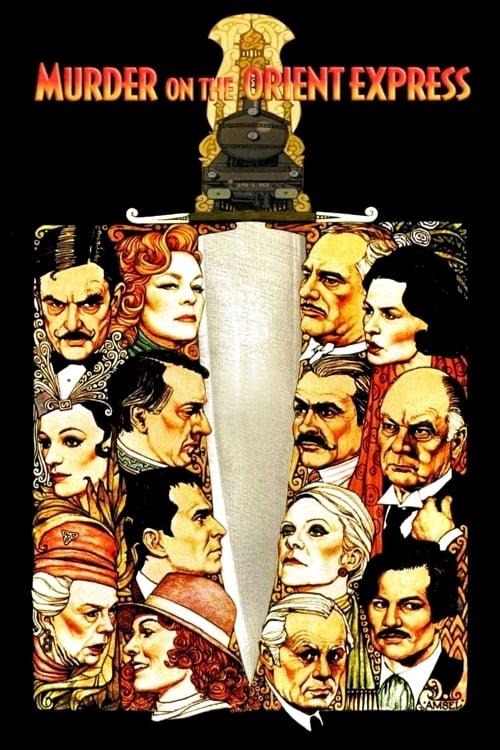 Watch Murder on the Orient Express (1974) Movie Free Online