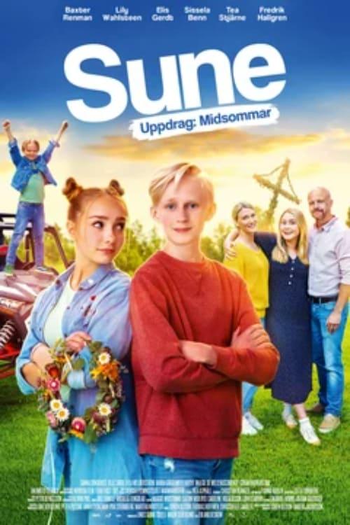 Watch Sune - Mission Midsummer [2017] Online Free DVDRip
