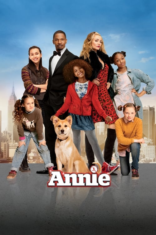 [1080p] Annie (2014) streaming vf