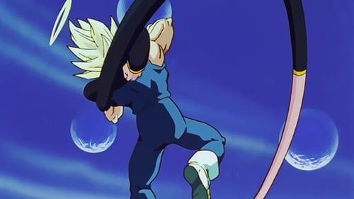 Dragon Ball Z Kai: Staffel 6 – Episod Ein einminütiger Kampf! Vegeta riskiert sein Leben, um Zeit zu schinden!