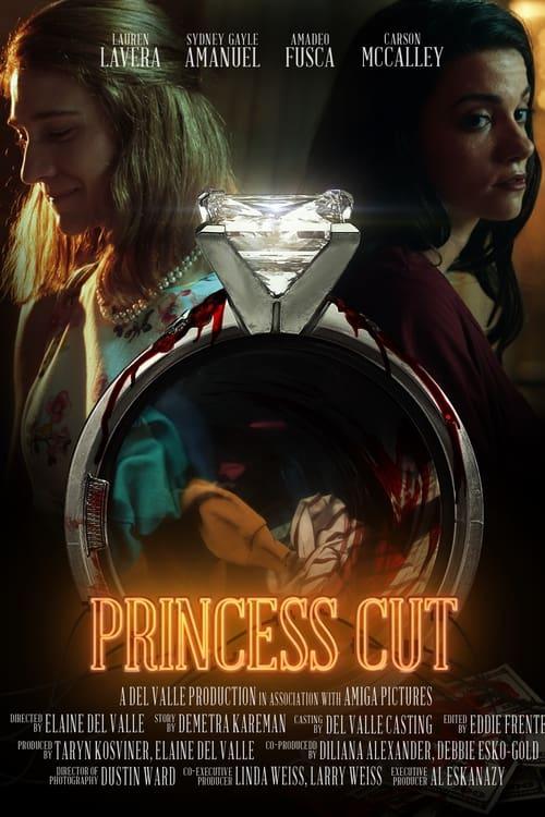 Princess Cut Poster