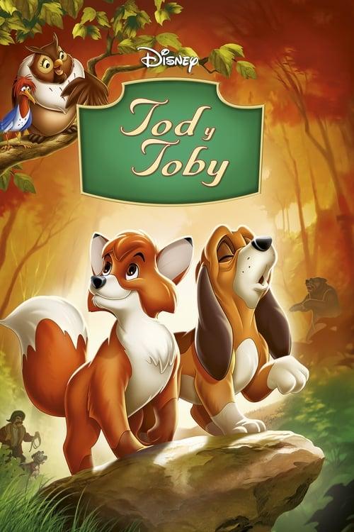 Mira La Película Tod y Toby Gratis En Línea