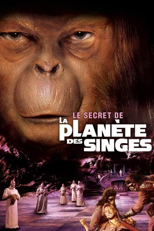 Le secret de la planète des singes (1970)