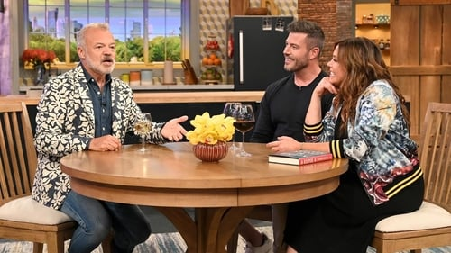 Rachael Ray - Season 14 - Episode 8: Jesse Palmer is Rachael's co-host today for a show full of favorites