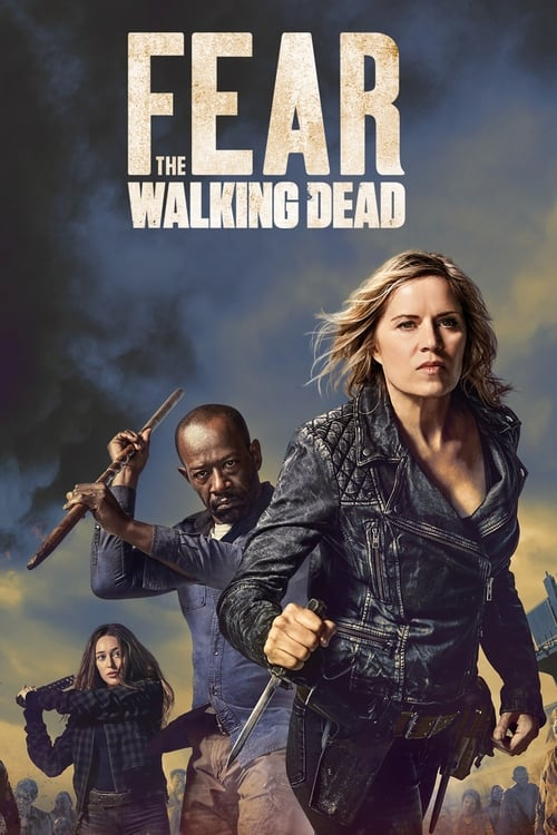 Poster von Fear the Walking Dead