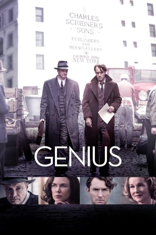 Watch Genius (2016) Best Quality Movie