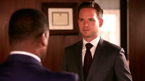 Suits - Season 5 - Episode 3: No Refills