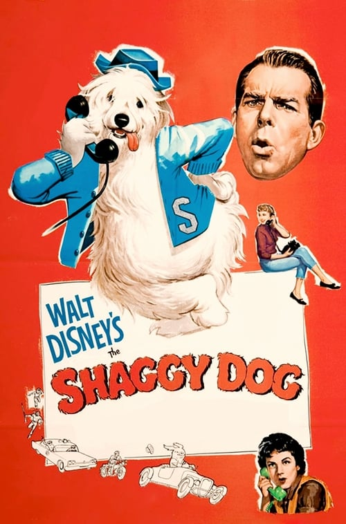 The Shaggy Dog (1959) Poster