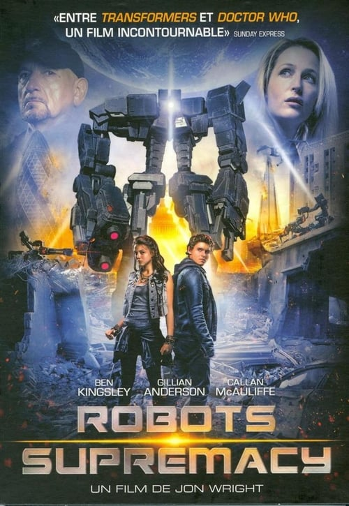 [1080p] Robots Supremacy (2015) streaming film en français