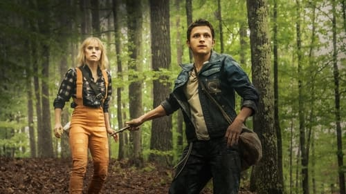 Chaos Walking - No one escapes the noise. - Azwaad Movie Database