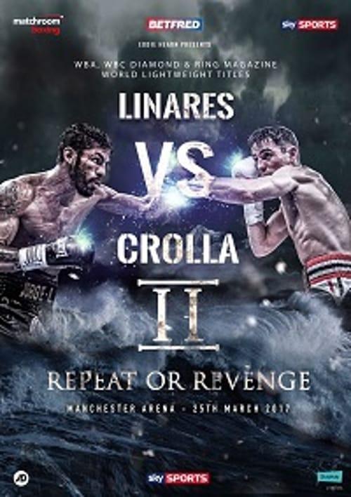 Ver pelicula Jorge Linares vs Anthony Crolla Online
