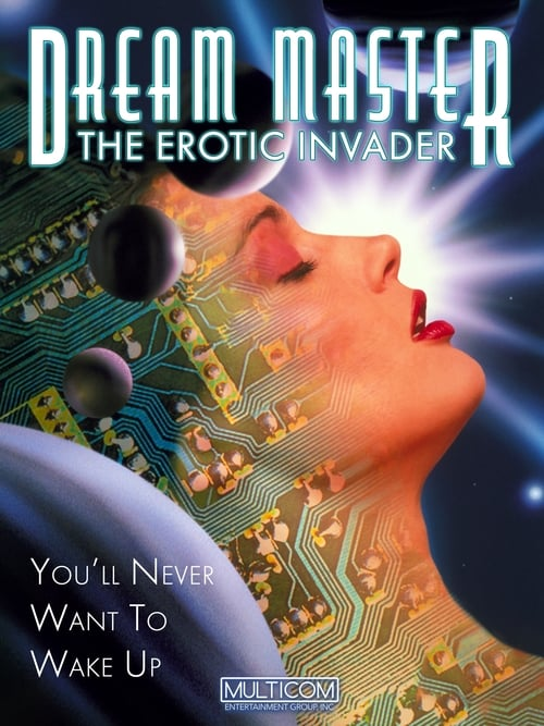 The poster of Dreammaster: The Erotic Invader