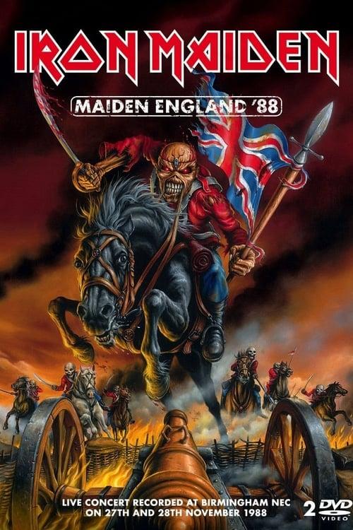 Iron Maiden: Maiden England (1989)