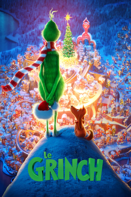 ➤ Le Grinch (2018) streaming fr