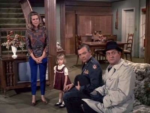 Bewitched: Season 4 – Episode I Confess