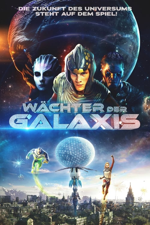 Wächter der Galaxis - Science Fiction / 2021 / ab 12 Jahre
