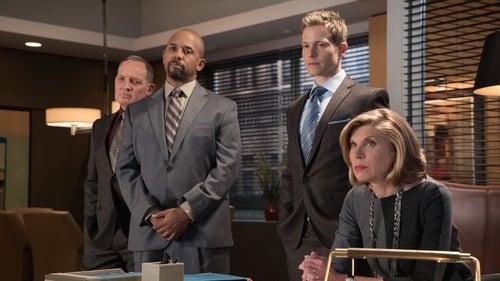 The Good Wife - Season 6 - Episode 17: Undisclosed Recipients
