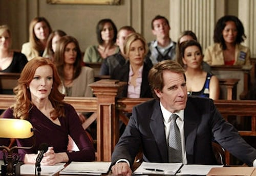 Watch Desperate Housewives S8E22 Online