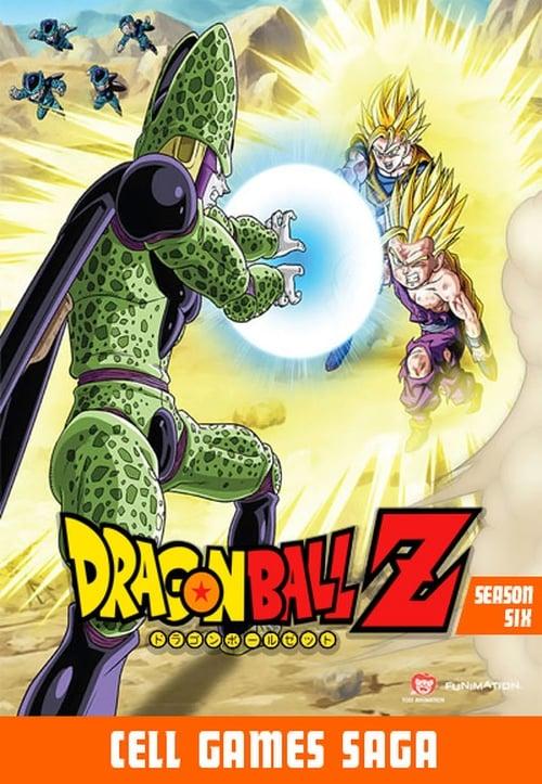 Dragon Ball Z: Cell Games Saga