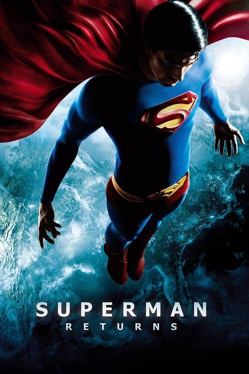 [720p] Superman Returns (2006) streaming Amazon Prime Video