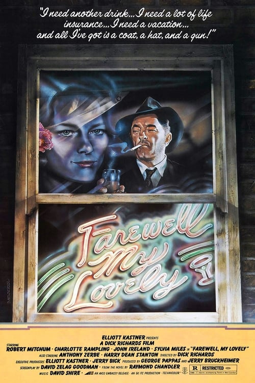 Largescale poster for Farewell, My Lovely