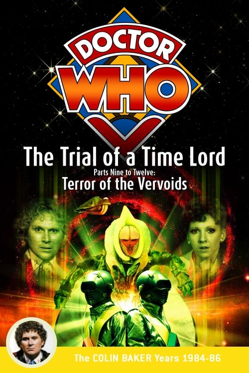 The Trial of a Time Lord: Terror of the Vervoids
