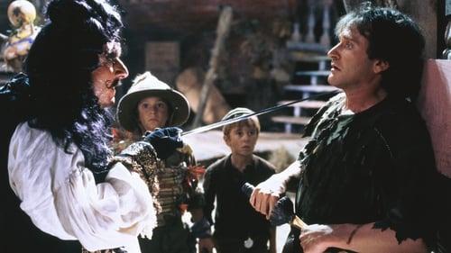Hook - What if Peter Pan grew up? - Azwaad Movie Database