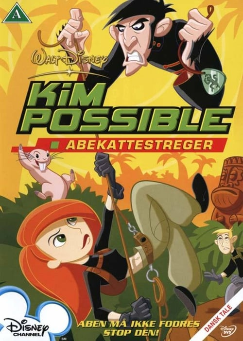 Kim Possible: Abekattestreger Online
