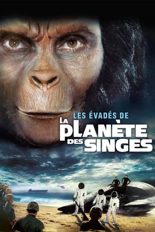 Les Évadés de la planète des singes (1971)